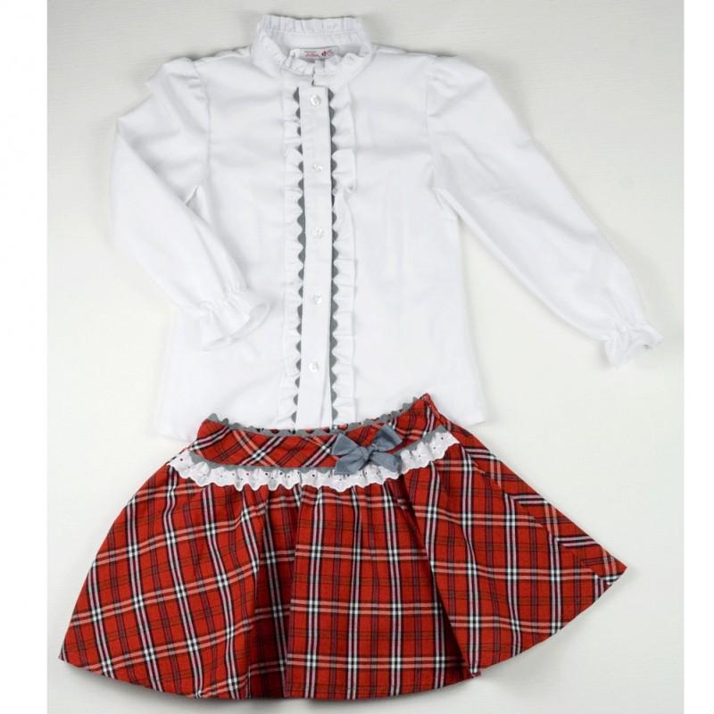 Levanta faldas y blusas