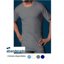 CAMISETA TERMICA ABANDERADO MANGA CORTA 806