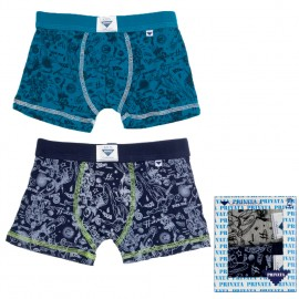 BOXER NIÑO PRIVATA PACK/2
