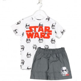 PIJAMA NIÑO STAR WARS