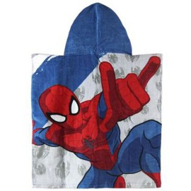 PONCHO SPIDERMAN PLAYA