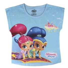CAMISETA SHIMMER AND SHINE