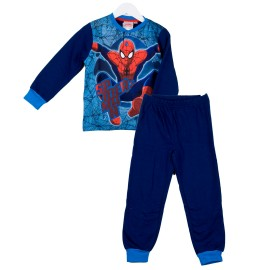 PIJAMA SPIDERMAN NIÑO