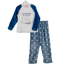 PIJAMA NIÑA BLUE DREAMS