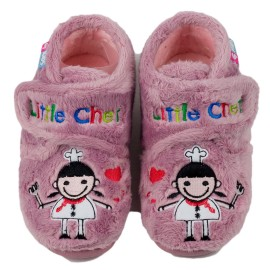 ZAPATILLA NIÑA GARZON LITTLE CHEF