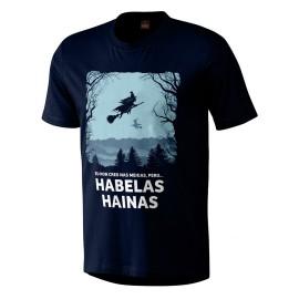 CAMISETA HABELAS HAINAS NIKIS GALICIA