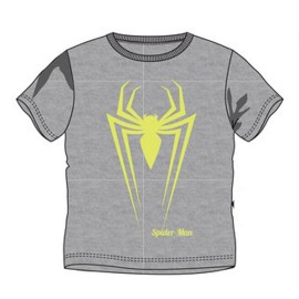 CAMISETA SPIDERMAN BRILLO OSCURIDAD