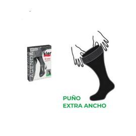 CALCETIN UNISEX PUÑO EXTRA ANCHO 2 PARES