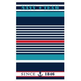 TOALLA PLAYA ALGODON EGIPCIO 90X165
