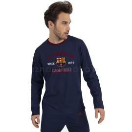 PIJAMA FC BARCELONA HOMBRE