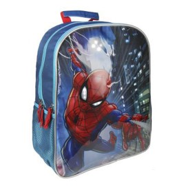 MOCHILA SPIDERMAN LUCES