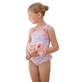 Bañador niña Dolce Petit caracolas