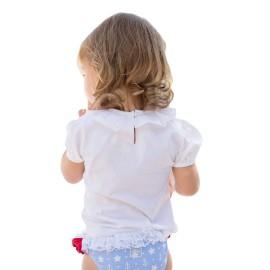 Camiseta bebé Dolce Petit