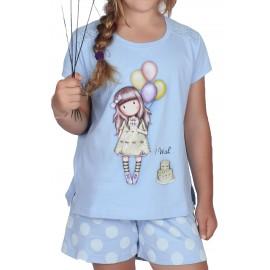 Pijama Gorjuss Santoro niña cumpleaños