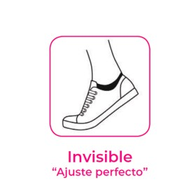 Calcetín invisible mujer Marie Claire