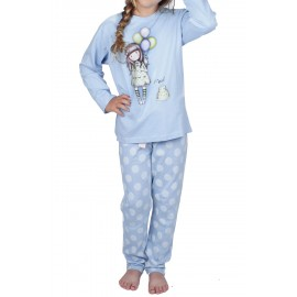 Pijama Gorjuss Santoro niña cumpleaños largo