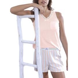 Pijama Admas mujer verano