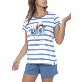 Pijama Santoro Kori Kumi para mujer