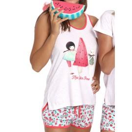 Pijama Kumi Kori Santoro para mujer