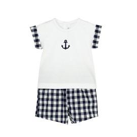 Conjunto marinero Calamaro bebé