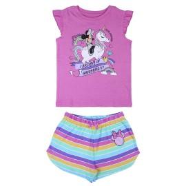 Pijama Minnie Unicornio niña