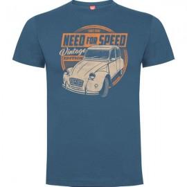 Camiseta Rei Zentolo Speed Unisex