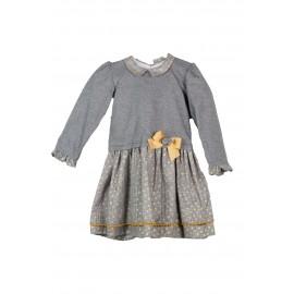 Vestido niña Baby Ferr manga larga.