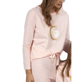 Pijama glitter Admas mujer.