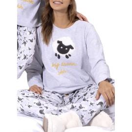 Pijama mujer Admas ovejas