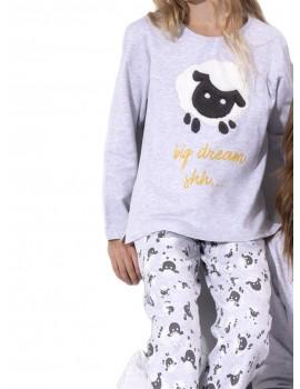 Pijama niña Admas ovejita