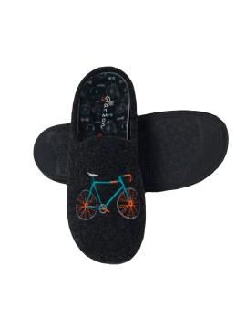 Zapatilla Garzón hombre bicicleta