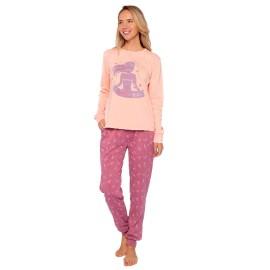 Pijama Muydemi Algodón Mujer Deportes