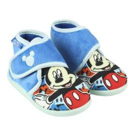 Zapatilla casa Mickey botita