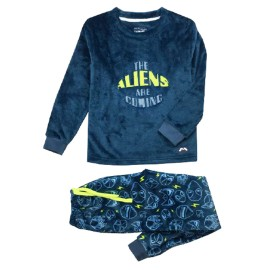 Pijama calentito niño Olympus