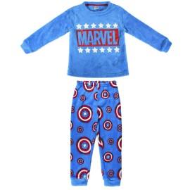 Pijama Marvel niño coralina