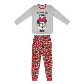 Pijama Minnie niña algodón