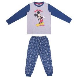 Pijama Mickey niño algodón