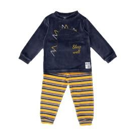 Pijama Baby-Bol Niño Dinosaurio