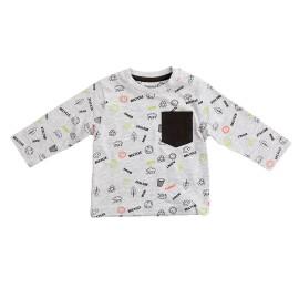 Camiseta Niño Baby-Bol Reciclar