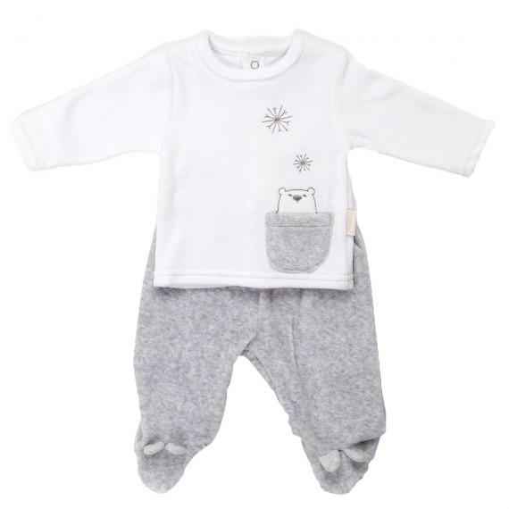 Conjunto Bebé Baby-Bol Animalito