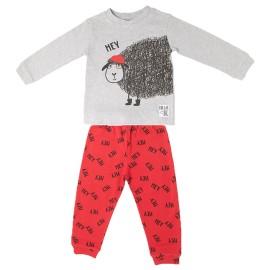 Pijama Baby-Bol Niños Oveja