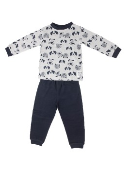 Pijama Niño Baby-Bol Perros