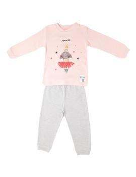 Pijama Baby-Bol Niña Bailarina