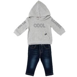 Conjunto Niño Baby-Bol Sudadera