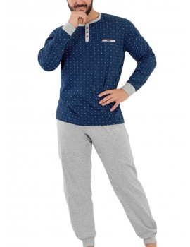 Pijama Kler Hombre Clásico