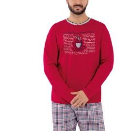 Pijama Kler Hombre Taza Café