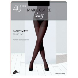 Media Panty Mujer Marie Claire 40Den