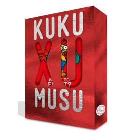 Bóxer Rojo Kumuxumusu Hombre Navidad