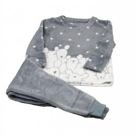 Pijama coralina niña Lins