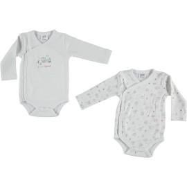 Bodi bebé pack 2 Yatsi